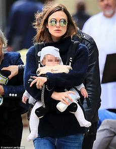 Keira Knightley Dotes On Baby Edie On Family Day Out In