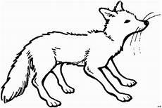 Fuchs Window Color Malvorlagen Suesser Fuchs 2 Ausmalbild Malvorlage Tiere