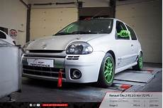Reprogrammation Moteur Stage 2 Renault Clio 2 Rs Cabri 232 S