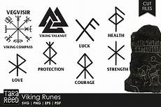 viking runes svg and cut files for crafters