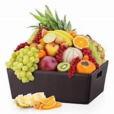 Panier Vip De Fruit Exotique Cadofrance