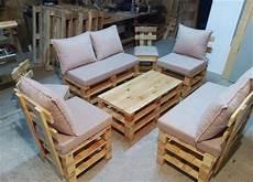 sitzgruppe aus paletten unique seating ideas from pallets pallets designs