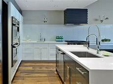 15 design ideas for kitchens without cabinets hgtv