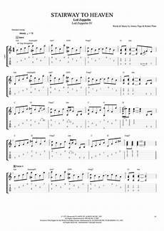 stairway to heaven guitar stairway to heaven by led zeppelin score guitar pro tab mysongbook
