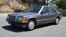 mercedes 190e 1992 108k 3 owner w201