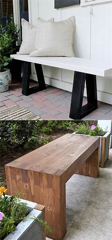 21 gorgeous easy diy benches beginner friendly tutorials for indoors outdoors a piece of