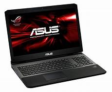 asus rog launches the g75vw g55vw gaming laptops rog