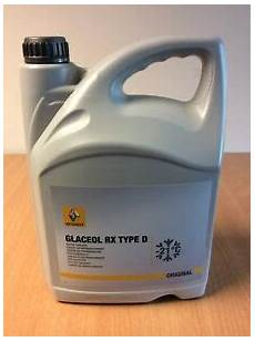 5 Litre Type D Engine Coolant Anti Freeze From Renault Ebay