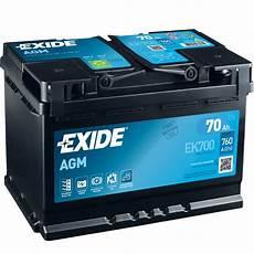 Exide Ek600 Agm Batterie Jetzt Bestellen