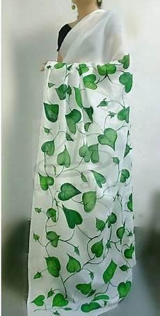 20 beautiful saree painting design ideas saree guide