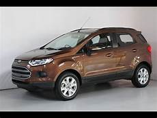 Ford Ecosport Trend 2015 Ecosport Trend Review Thf