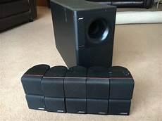 bose home cinema speaker system 5 1 surround sound