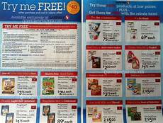 safeway try me free rebate 12 products up to 40 back by mail