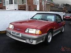 1990 ford mustang 5 0 gt convertible