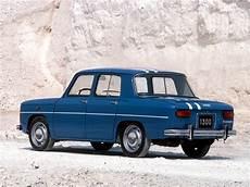 Renault 8 Gordini Specs Photos 1964 1965 1966 1967