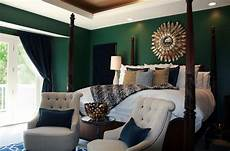 Bedroom Ideas Green And Gold by Emerald Green Bedroom Bedroom Transitional With White