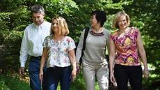 Quot Damenprogramm Quot Mit Joachim Sauer Beim G7 Gipfel In Elmau