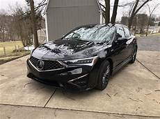 took delivery of my 2019 ilx a spec black with the interior had to a hour away to