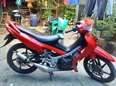 Satria R Modif by Suzuki Satria 120 R Modifikasi Thecitycyclist