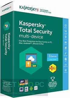 kaspersky total security 2018 free