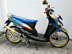 Mio Sporty Modif Standar modifikasi motor mio sporty thailook pecinta modifikasi