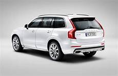volvo xc90 2019 practicality boot space dimensions