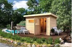saunahaus wellness pur au 223 ensauna f 252 r den garten saunahaus eine sauna in den