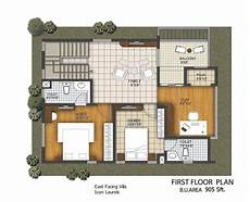 east facing duplex house plans east facing plans 3 bhk duplex villas