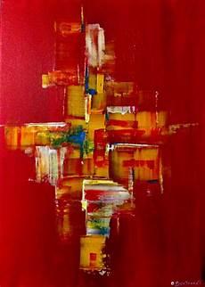 modele de tableau moderne tableau peinture acrylique abstrait moderne