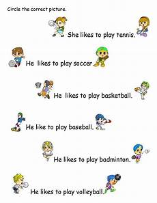 sports worksheets kindergarten 15816 sports worksheet for kindergartens free kindergarden supplies and sheets teachers board