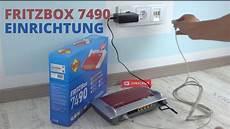fritzbox und fritzbox 7490 einrichten ohne bedienungsanleitung so