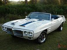 69 pontiac trans am 1969 trans am convertible clone