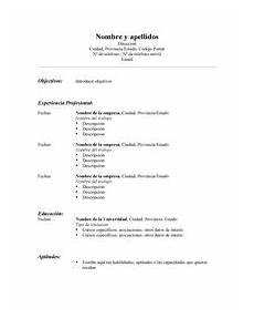 ejemplos de resume profesional en espanol dinosaurdiscs com