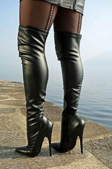 high bilder high heel stiefel der extraklasse miceli made in italy fashion unlimited