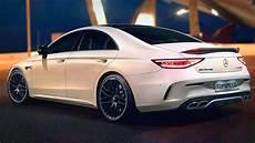 2018 Mercedes Cls C257 Render