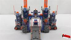 Nexo Knights Fortrex Ausmalbilder Lego Nexo Knights 70317 The Fortrex Speed Build