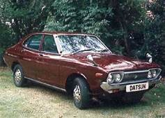 Datsun 160J Fastback Coupepicture  7 Reviews News