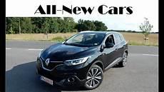All New Renault Kadjar Bose Edition 2015 Exterior