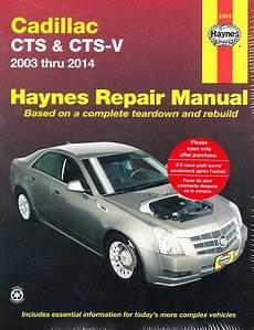 free car repair manuals 2003 cadillac cts auto manual 2003 2014 cadillac cts cts v haynes repair manual