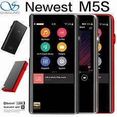 Shanling Bluetooth Player Wifi Lossless by Shanling M5s Bluetooth Mp3 Player Wifi Apt X Lossless