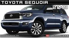 2019 toyota sequoia review rendered price specs release