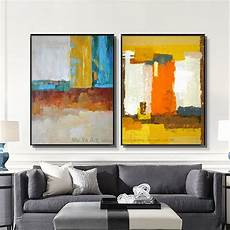 tableau de salon muya abstract painting large canvas wall tableau