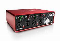 Focusrite 18i8 2nd Reverb