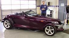prowler cars here s why the plymouth prowler is the weirdest car of the