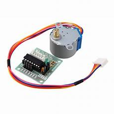 5v 4 phase stepper step motor driver board uln2003 for arduino with test module