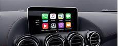 apple carplay mercedes android auto vs apple carplay 174 mercedes of temecula