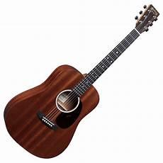 Martin Dreadnought Jr Acoustic Sapele Gear4music