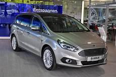 Der Neue Ford S Max Sportsvan Mit Top Design Und Technik