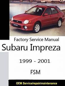 subaru impreza 1995 factory service manual car service manuals subaru factory service repair manuals service repair manuals