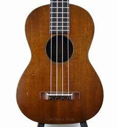 martin tenor ukulele martin ukulele used vintage tenor mahogany 1940 s 1950 s reverb